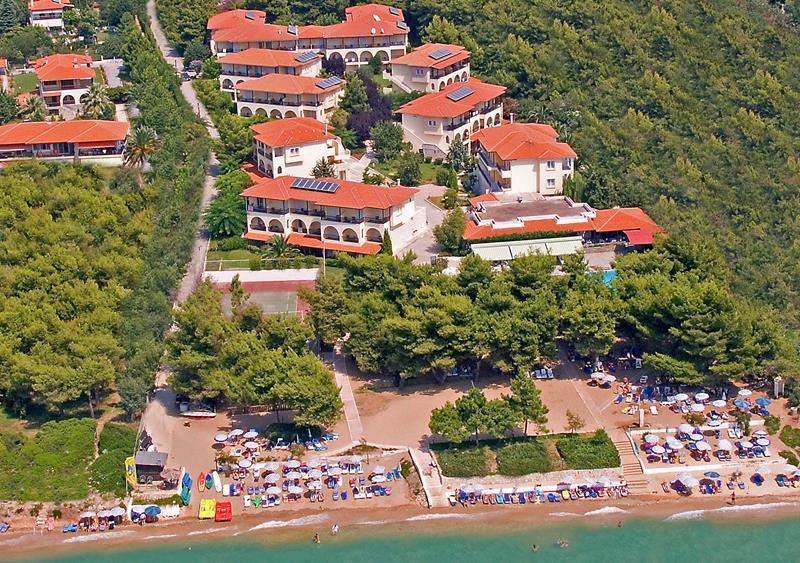 Hotel Portes Beach Chalkidiki Griechenland